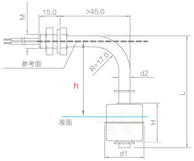浮球液位开关-2203型
